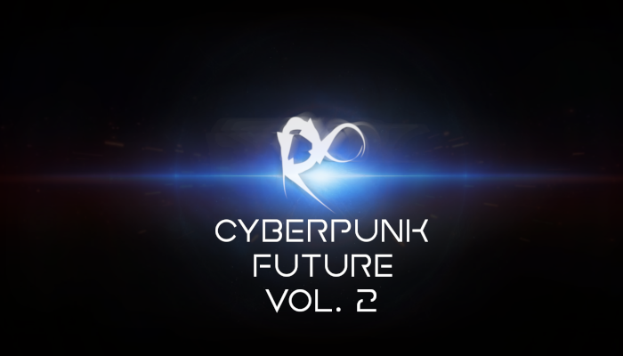Cyberpunk Future Vol. 2