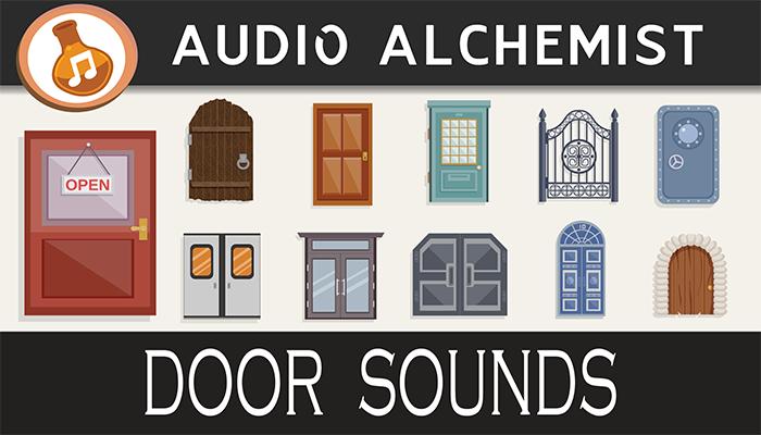 Doors Sound Pack