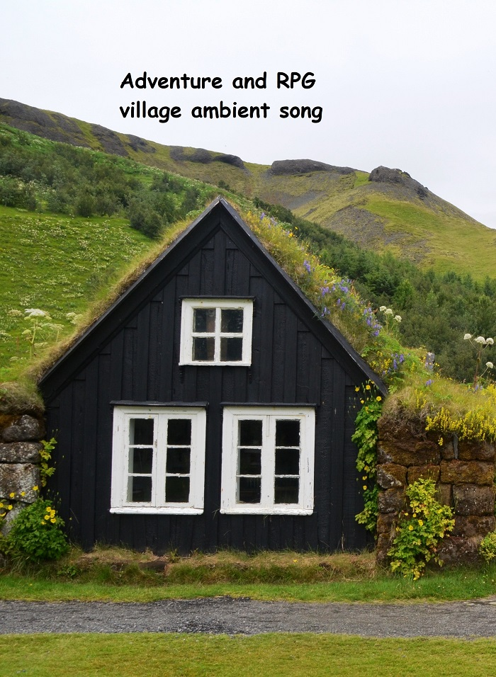 Village ambient song