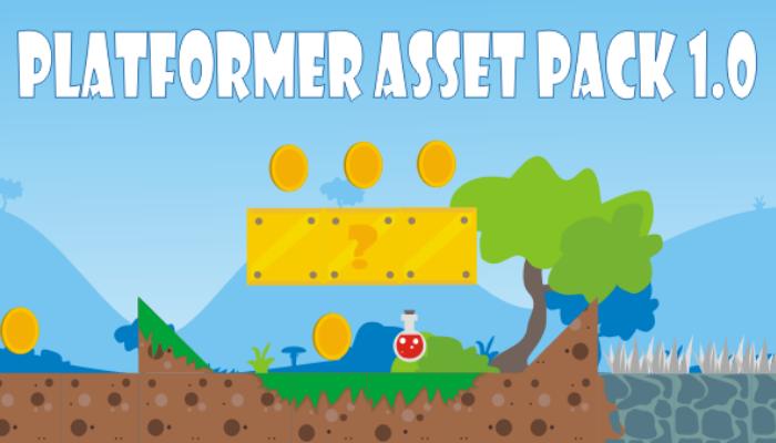 Platformer Asset pack 1.0