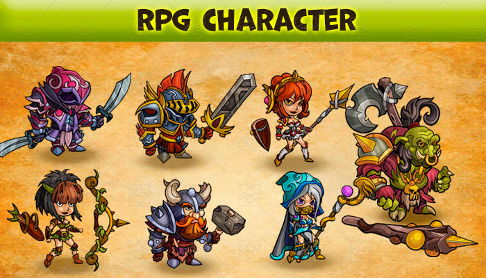 character rpg