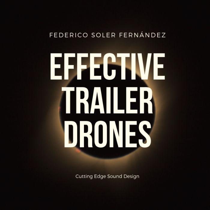 Effective Trailer Drones