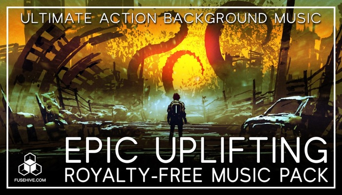 """EPIC MUSIC """"Dark Motivations"""" – Ultimate Inspiring Orchestral Royalty-Free Action Music Soundtrack"""