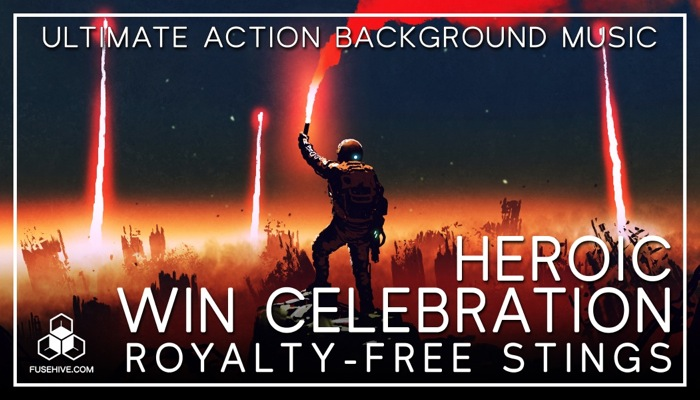 """EPIC MUSIC """"Heroes Victory"""" – Ultimate Inspiring Orchestral AAA Royalty-Free Action Music Soundtrack"""