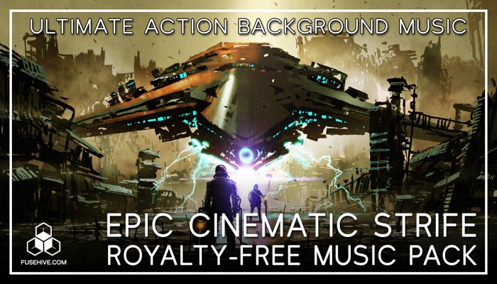 "EPIC MUSIC ""Cinematic Strife"" – Ultimate Inspiring Orchestral Royalty-Free Action Music Soundtrack"
