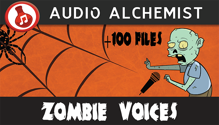 Zombie Voices Pack