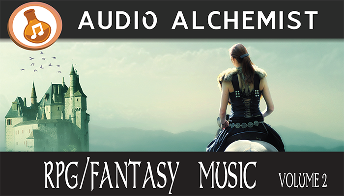Fantasy/RPG Music Pack Volume 2