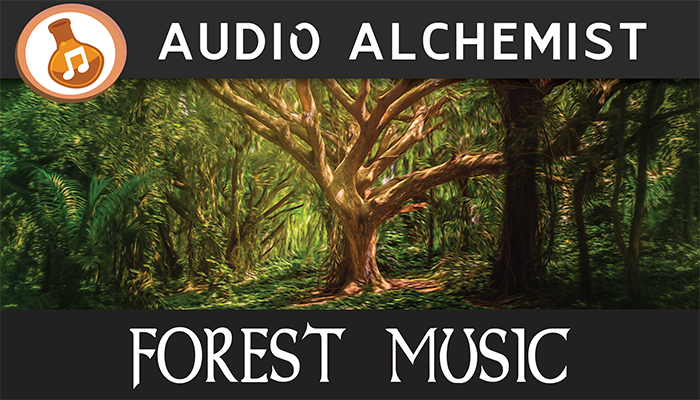 Forest Background Music
