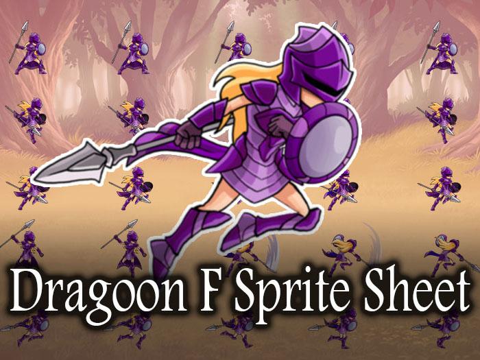 Dragoon F Sprite Sheet