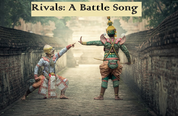 Rivals (battle or racing theme)