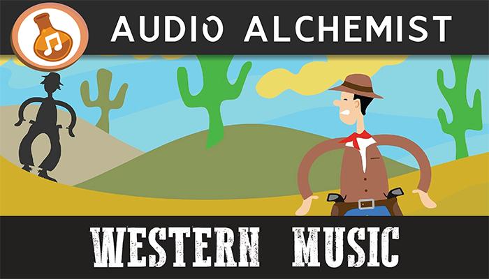 Western Casual Music Loops