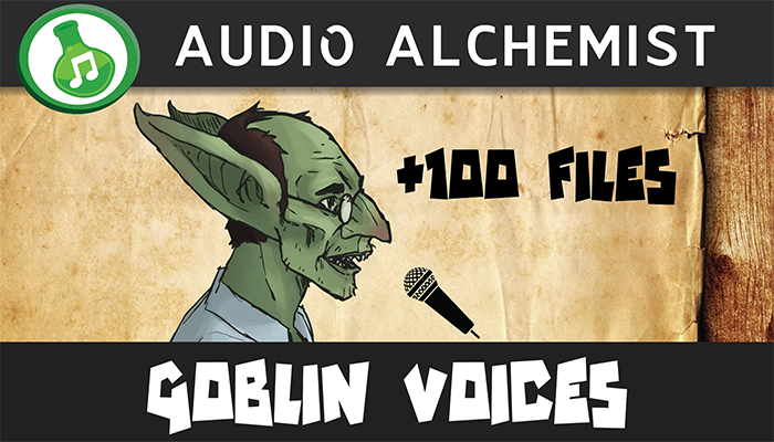 Goblin Voice Pack