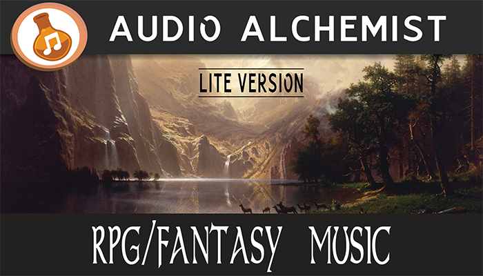 RPG/Fantasy Music Pack Lite