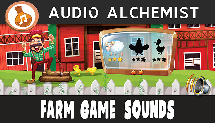 Farm Game Sounds