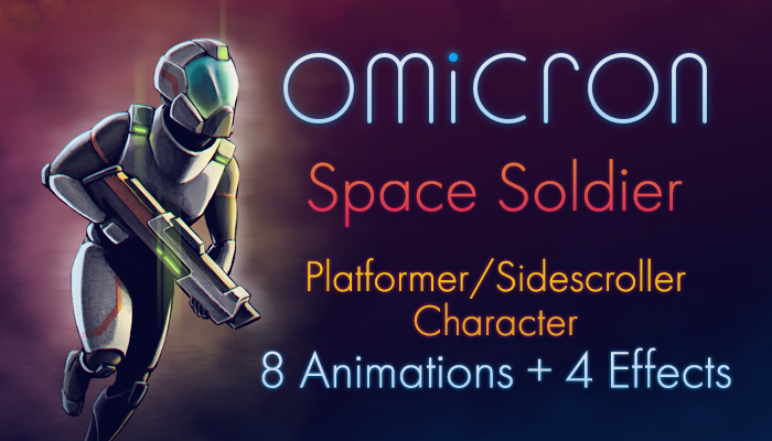 Omicron – Space Soldier