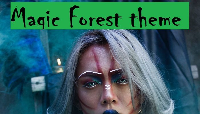 Magic forest theme