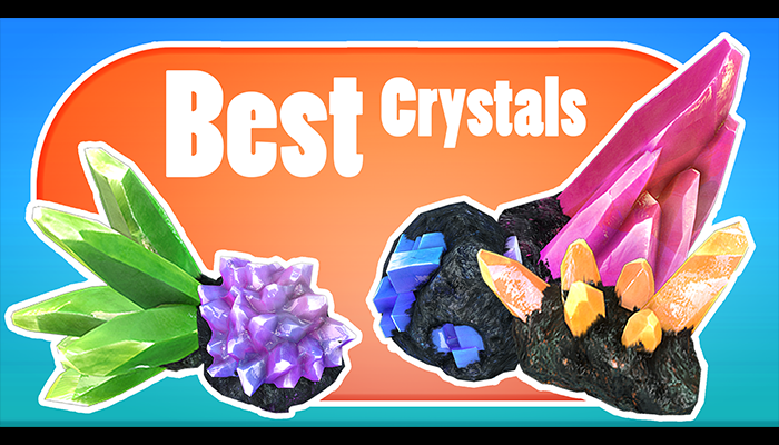 Best Crystals
