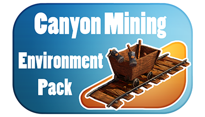 Canyon Mining Environment Pack