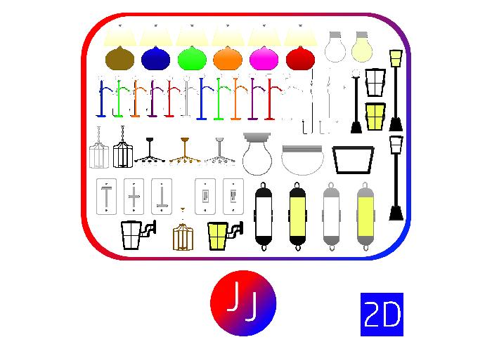 2D Lights Pack