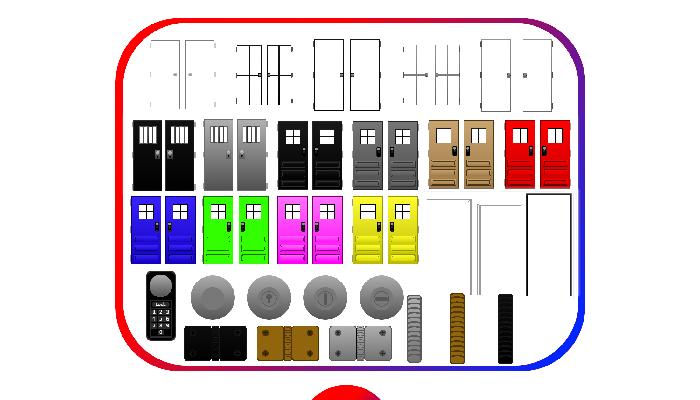 2D Doors Pack