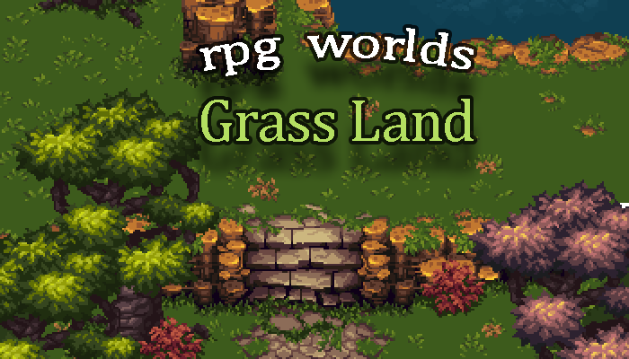 RPG Worlds Grass Land