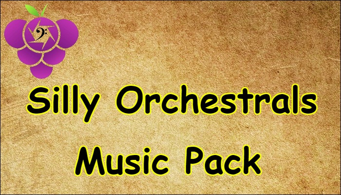 Silly Orchestrals Music Pack