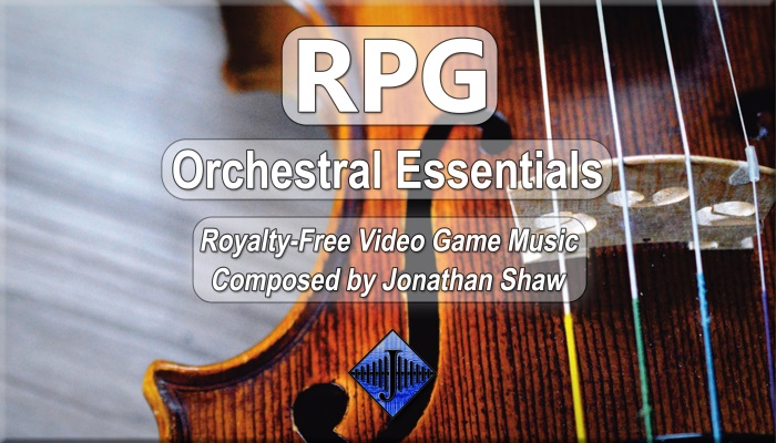 RPG Orchestral Essentials (Free Sample)