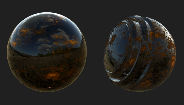 Gold Flecked Obsidian (Smooth & Rough)