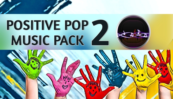 Positive Pop Music Pack (Part 2)