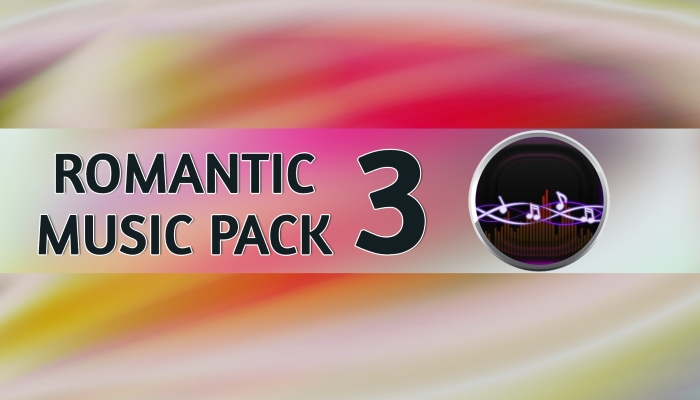 Romantic Music Pack (Part 3)
