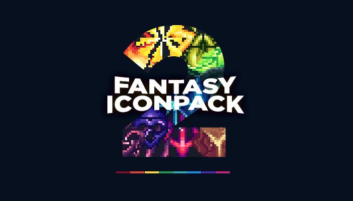 Fantasy iconpack 2