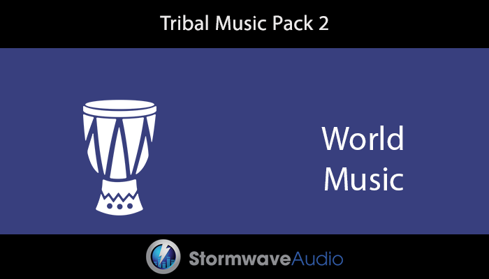 Tribal Music Pack 2