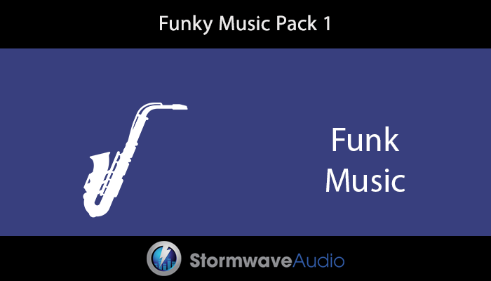 Funky Music Pack 1