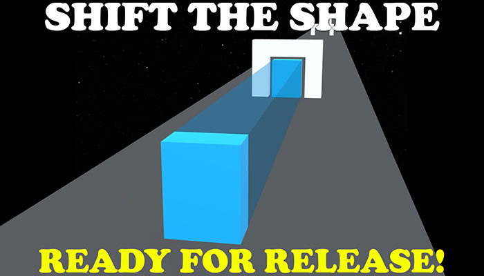 Shift The Shape – Shift jelly up and down to change its form so it can fit through the obstacles. Endless hyper casual puzzle game
