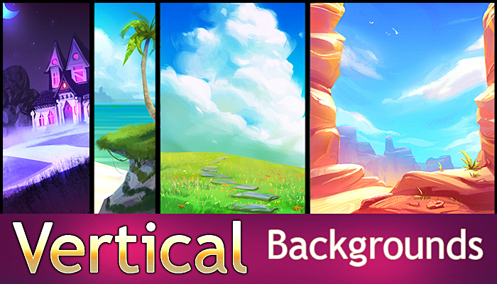 Vertical Background Pack
