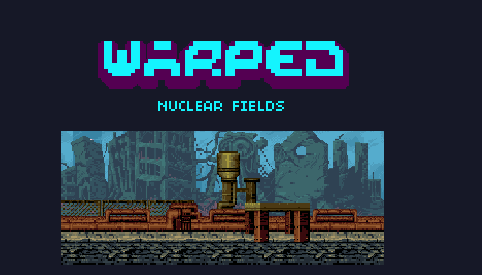 Warped Nuclear Fields