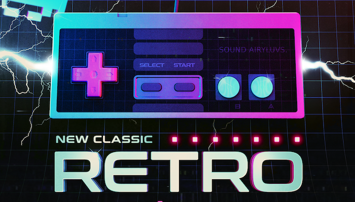 New Classic Retro Synthwave