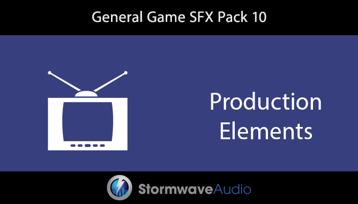 General Game SFX Pack 10