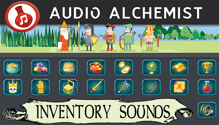 Inventory Sounds