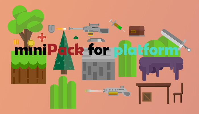 mini Pack for platformer
