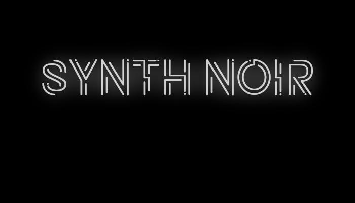 Synth Noir – Neon Dawn