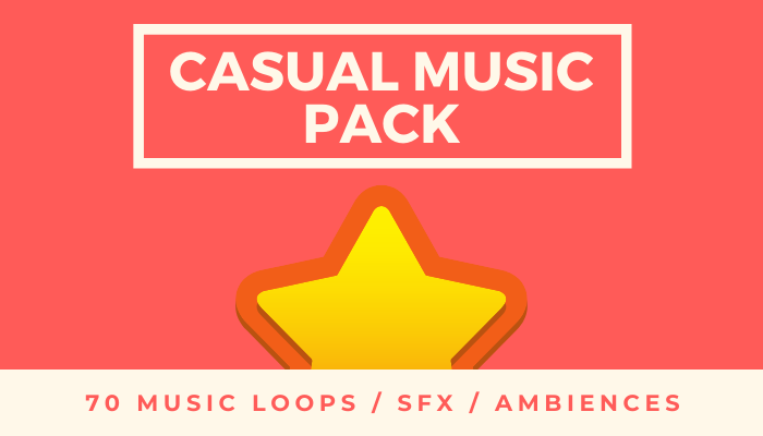 Casual Music Pack