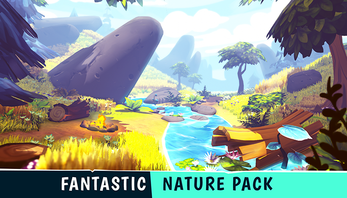 FANTASTIC – Nature Pack