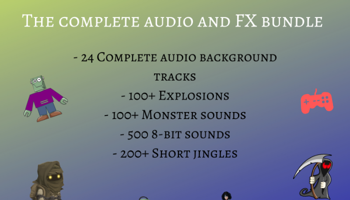 The complete audio and FX bundle