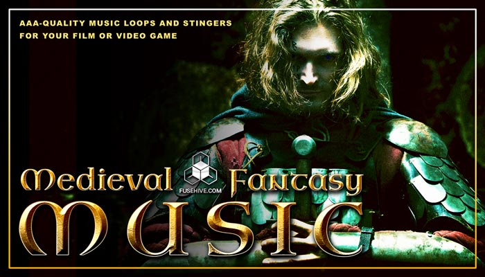 Medieval Fantasy Epic Music Pack – Blockbuster Movie & AAA Game Royalty-Free Loops Stingers Download