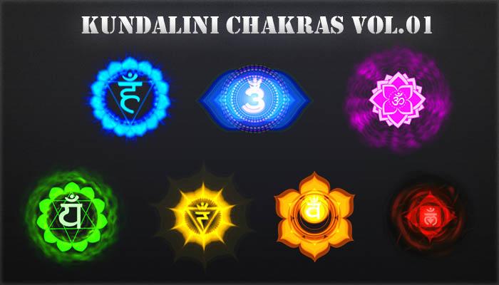 Kundalini Chakras Vol-01