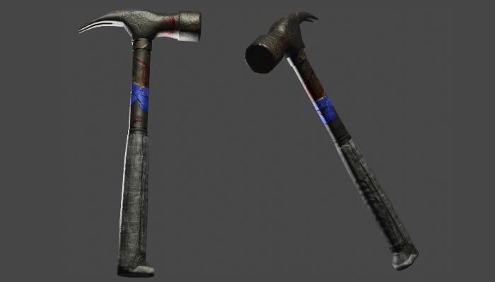 Horror Nailpuller [Hammer]