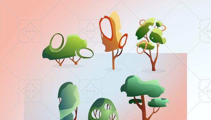 Geometric tree_2