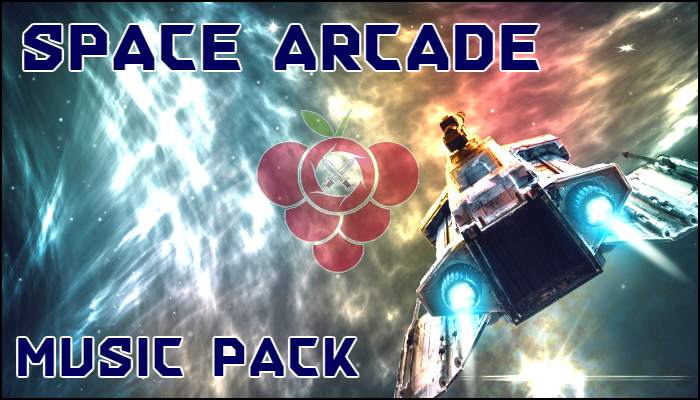 Space Arcade Music Pack