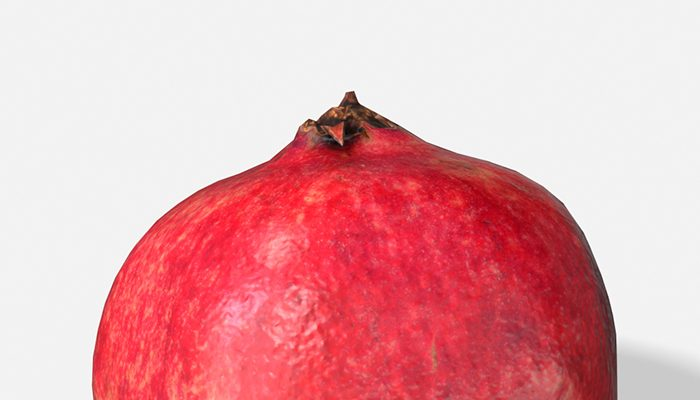 Fruit Pomegranate – Photoscanned PBR